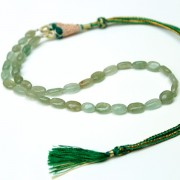 Adjustable Indian necklace aventurine