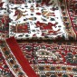 Indian printed bed sheet Bagrou