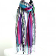 Indian ethnic and colorful stole