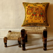 Indian cushion cover Peela