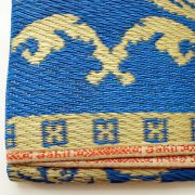 Carpet for picnic Indian Chatai blue
