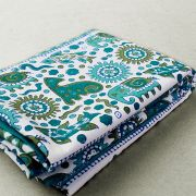Indian printed tablecloth Neela