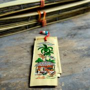 Bookmark Indian small Village