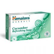 Refreshing soap Cucumber Himalaya