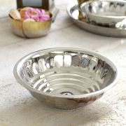 Indian stainless steel bowl Donga Ø14