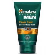 Licorice face wash gel for men Soap-free Himalaya