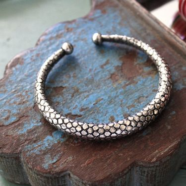Indian metal ethnic bangle Kada
