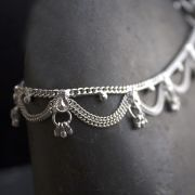 Indian fancy metal anklet Payjeb