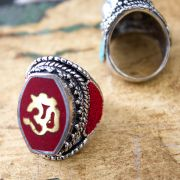 Indian OM ring for man S9.5