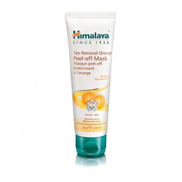 Masque peel-off à l'orange Himalaya