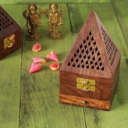 Incense sticks box Agarbatti Temple big