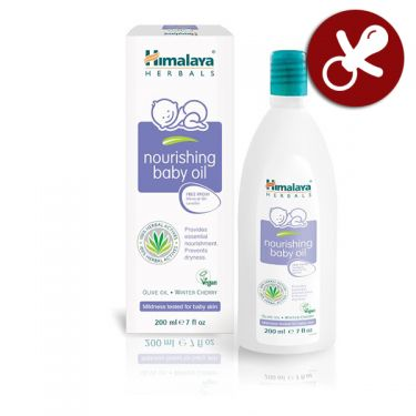 Baby moisturizing and nourishing cream Himalaya