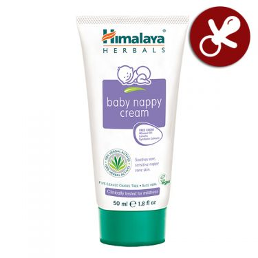 Baby nappy cream Himalaya
