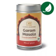 Garam masala organic Indian mixed spices