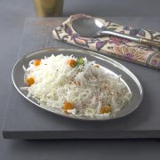 Indian serving rice plate L22