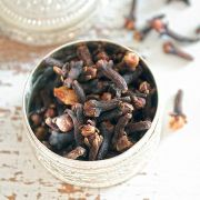 Clove seeds Indian spice