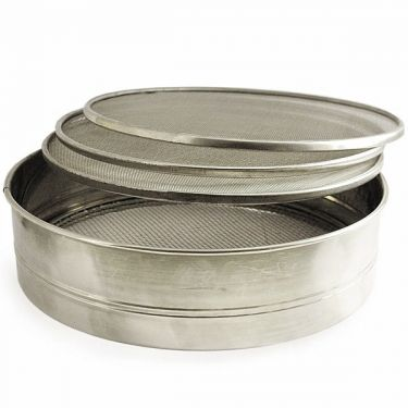 Indian stainless steel sieve Ø22