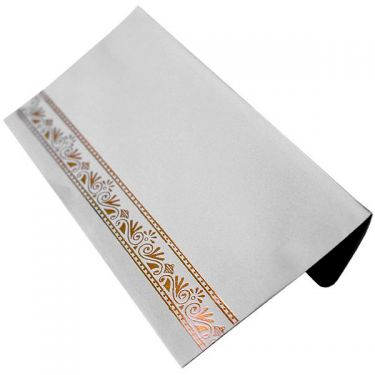 Mail blue Indian envelope