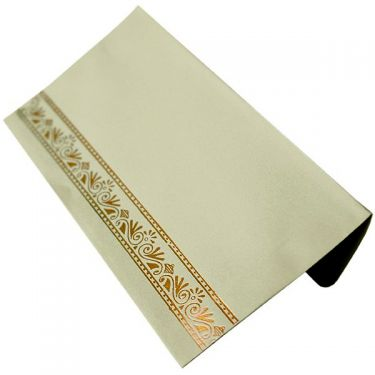 Mail grey Indian envelope