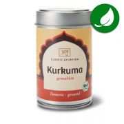 Turmeric powder organic Indian spice 50g
