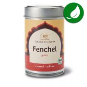 Fennel seeds saunf organic Indian spice 40g