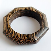 Wooden Indian ethnic bracelet