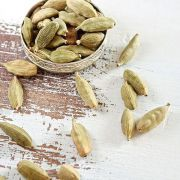 Cardamom seeds Green spice