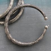 Indian ethnic metal anklet Kada