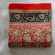 Nappe indienne artisanale