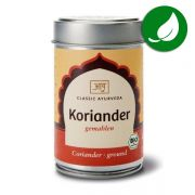 Coriander powder organic Indian spice