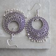 Indian earrings Rajasthani jewel