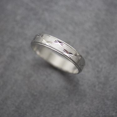 Indian silver ring for man S13