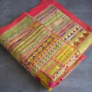 Indian handicraft wall hanging patchwork