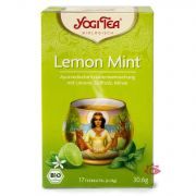 Yogi Tea Lemon Mint Organic herbals infusion