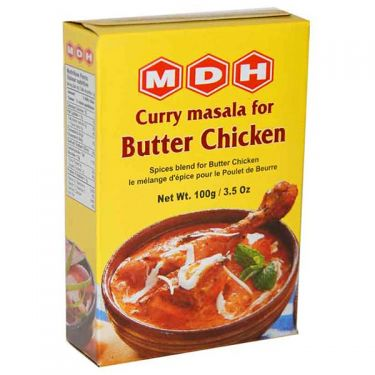 Indian spices blend Butter chicken masala
