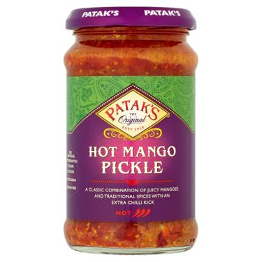 Pickle mango achars hot spicy