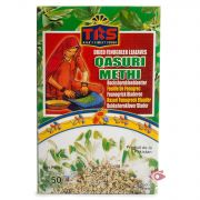 Fenugreek leaves or methi Indian spice 50g