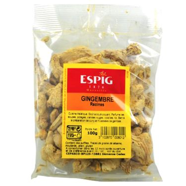 Ginger dried Indian adrak 100g