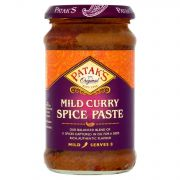 Pâte de curry indien doux 250ml