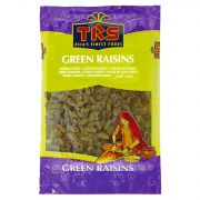 Green dried raisins for Indian cooking 100g