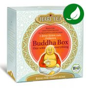 Buddha tea box organic Hari Tea