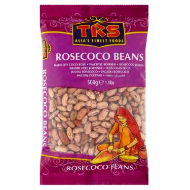Rosecoco beans for asian cooking 0.5kg