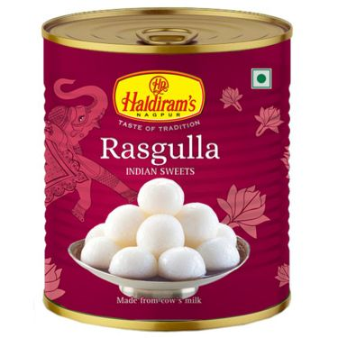Rasgulla boules indiennes