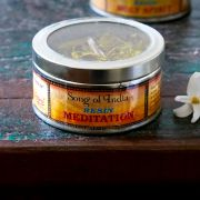 Indian resin incense Meditation 60g