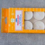 Indian scented candles Santalwood x12