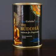 Indian cone incense Backflow Buddha