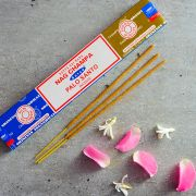 Indian Incense sticks Nag Champa & Palo santo 15g