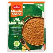 Indian black lentils Dal makhani dish