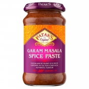 Indian curry paste Garam masala very spicy