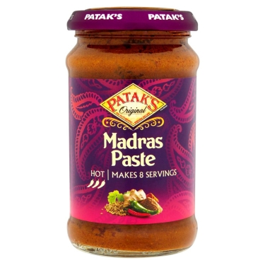Madras curry indien